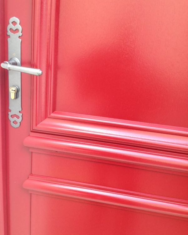 Porte d'entrée à Niort