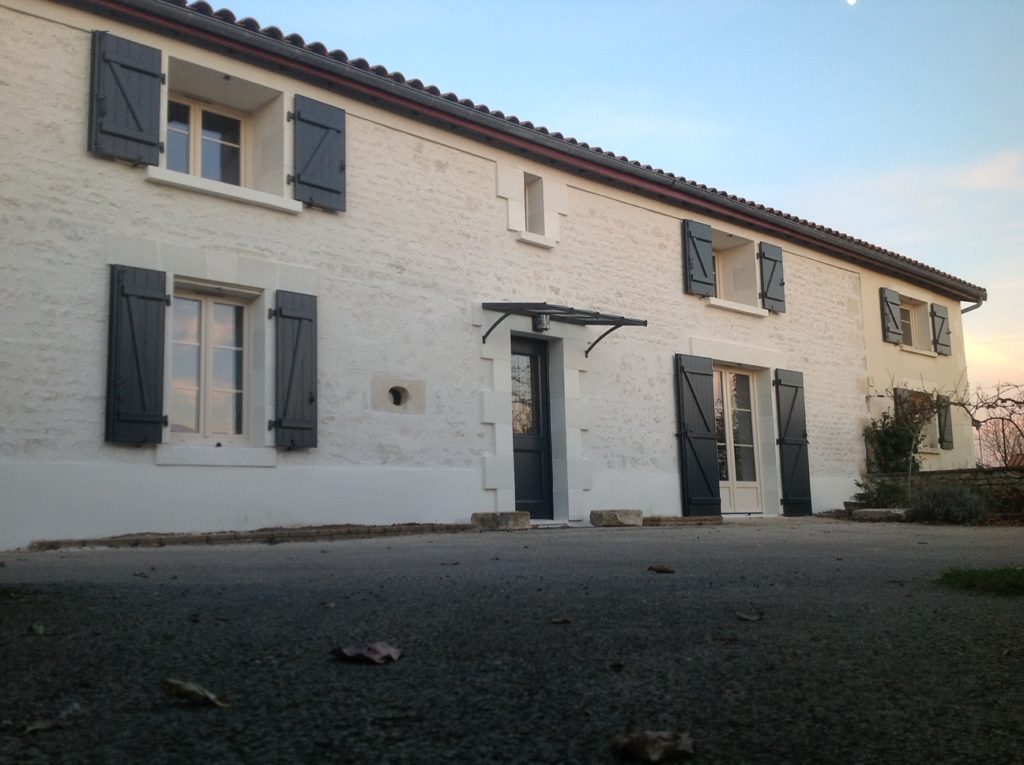 Fenêtres à Niort
