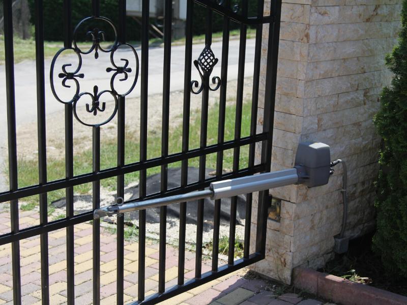 Motorisation de portails à Niort et Échiré 79